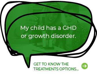 My child has a GHD or growth disorder. Get to know the treatments options…